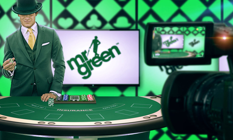 MrGreen Poker